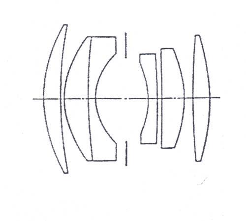 Оптическая схема Суммикрона
